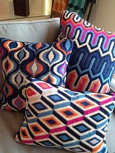 Kelley Proxmire And Exuberant Color Bargello Pinterest