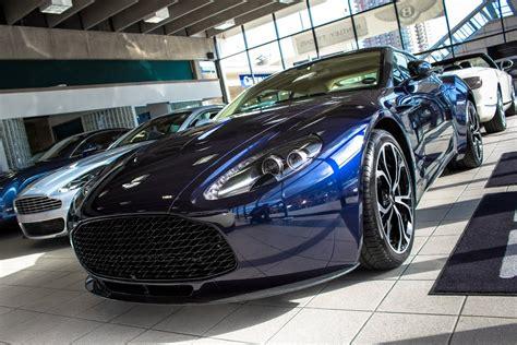 Martin Blue by Beautiful Blue Aston Martin V12 Zagato For Sale In The U S
