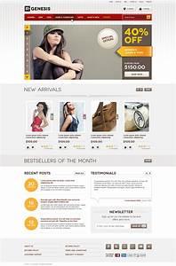 Design Online Shop : life style modern online store design by r genesis ~ Watch28wear.com Haus und Dekorationen
