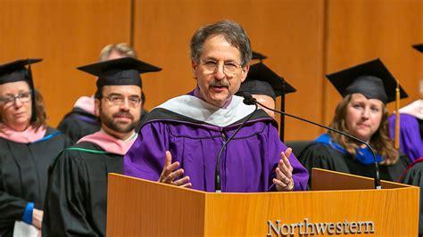 2019 Convocation Address by Howard Reich | Northwestern ...