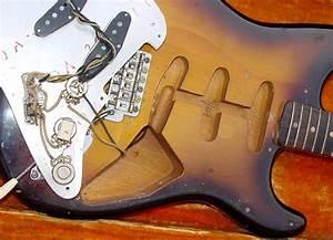 1959 Fender Stratocaster Guitar 1960 Fender Strat Guitar