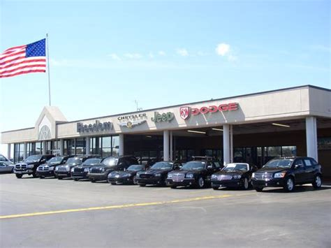Glenn's Freedom Chrysler Dodge Jeep RAM car dealership in