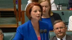 BBC News - Australia PM Julia Gillard prompts 'misogyny ...