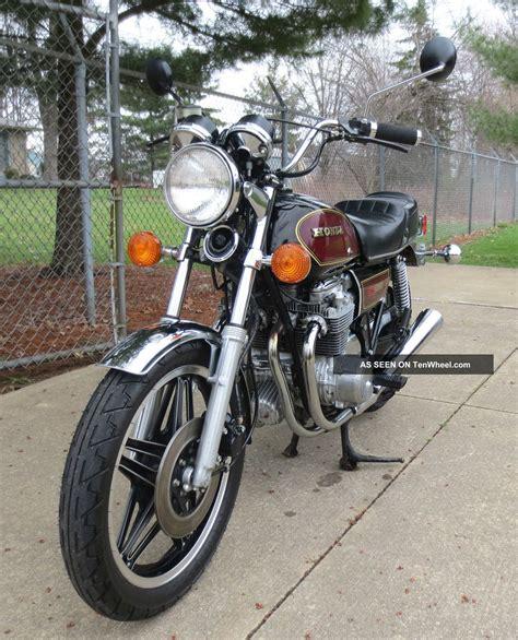 1979 honda cb650 paint motorcycle bike ready to ride