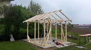 Dach Selber Bauen : gartenhaus im kapellen look selber machen heimwerkermagazin ~ Yasmunasinghe.com Haus und Dekorationen