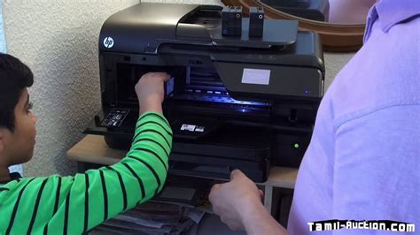 The hp deskjet 2622 is a good choice for anyone on a budget who only occasionally prints out documents. How to Change hp officejet pro 8600 printer Cartridges (Tamil/தமிழ்) - YouTube