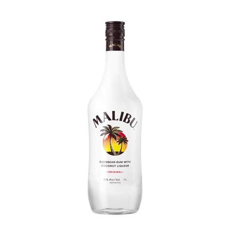 Coconut rum drinks give you a taste of the tropics all year around. Malibu Coconut Rum Flavored 1.0 L - Walmart.com - Walmart.com