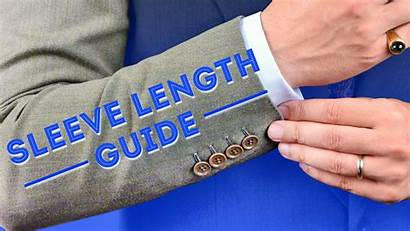 Sleeve Length Guide Suits Shirts Translations Automatic