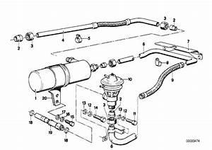Bmw 633csi Exhaust Gas Filter  Manifold  Engine  Emission