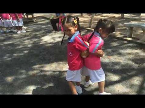 outdoor kindergarten teamwork race using a 412 | hqdefault