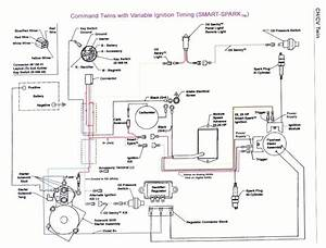 Briggs And Stratton Wiring Diagram 16hp 402707 Dual