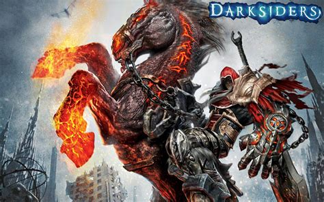 wallpapers darksiders game wallpapers