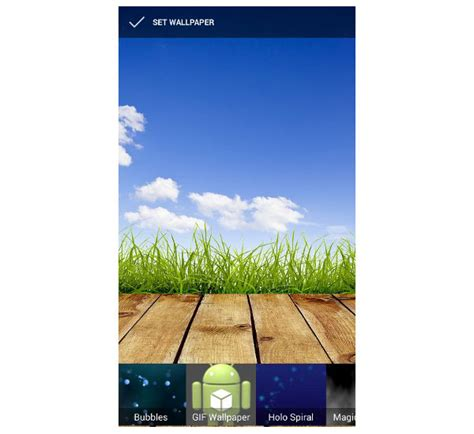 Animated Wallpaper Android Tutorial - create a live wallpaper on android using an animated gif