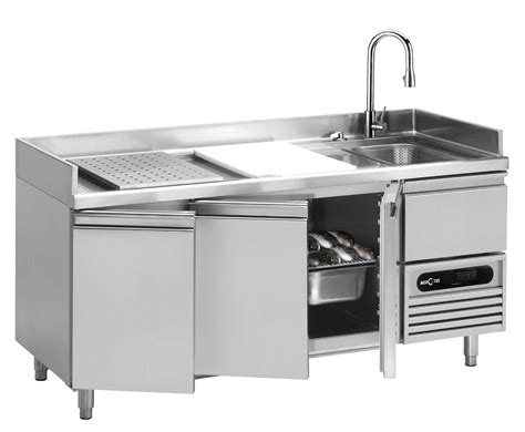 kitchen sink table stainless steel utility table with sink and faucet 2931