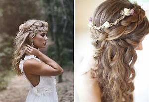 2014 Boho Wedding Hair Styles Ideas - Vpfashion