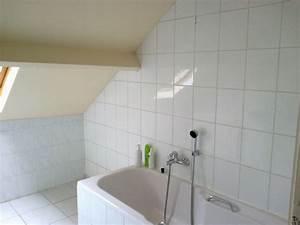 relooking salle de bain mansardee With salle de bain mansardee photos