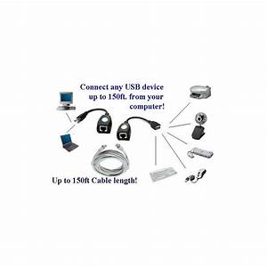 usb extender over cat5e rj45 extender adapter upto 50 meters With usb to rj45 converter eee community