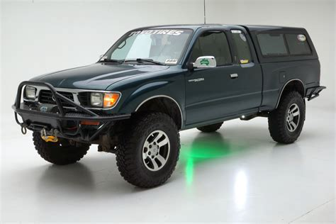 Toyota Tacoma 4wd by 4wd Toyota Owner Magazine Project Tacoma 1996 V6 3 4l Toyo