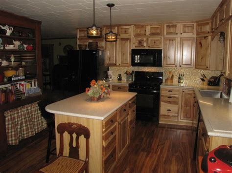 denver hickory stock sweigart traditional kitchen   lowes  lewistown pa