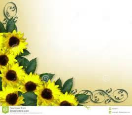 sunflower wedding clipart clipart suggest