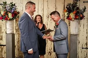 Evanston Gay Wedding Photography Farmhouse Restaurant