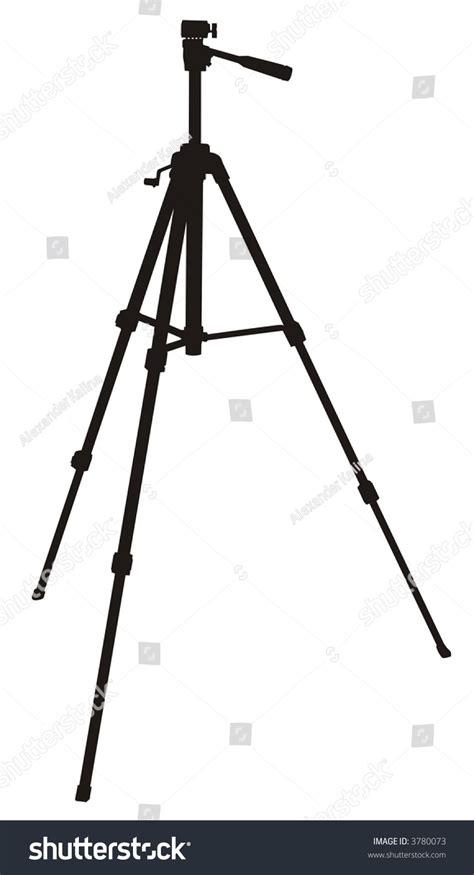 12238 photographer tripod silhouette silhouette of tripod stock photo 3780073