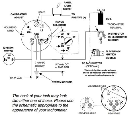 Marine Tachometer Wiring Diagram by Troubleshooting Teleflex Tachometer Gauges