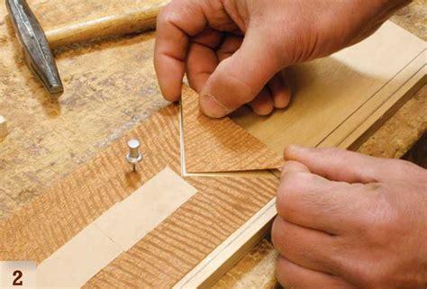veneering  curve popular woodworking magazine
