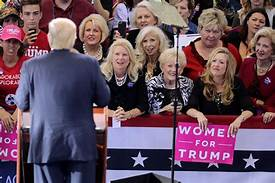 Nearly Half Of Donald Trump's 2020 Campaign Contributions This Year Came From Female Donors