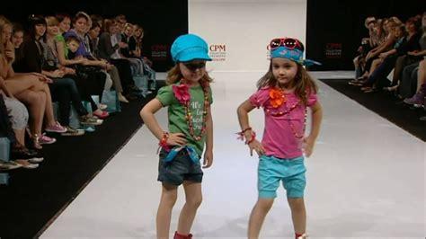 cpm kids catwalk spring summer 2010 part 1 2 youtube