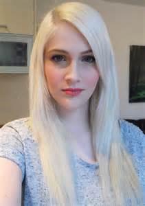Bleach Blonde Hair Color Ideas