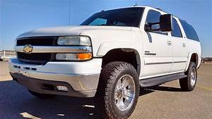 2003 Chevrolet Suburban 2500hd Duramax   Stock   0469