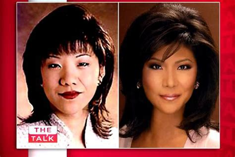 Julie Chen Had Plastic Surgery To Fix 'asian Eyes'