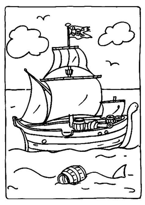 Kleurplaat Praten 2 Personen by Kleurplaat Piraten 4620 Kleurplaten