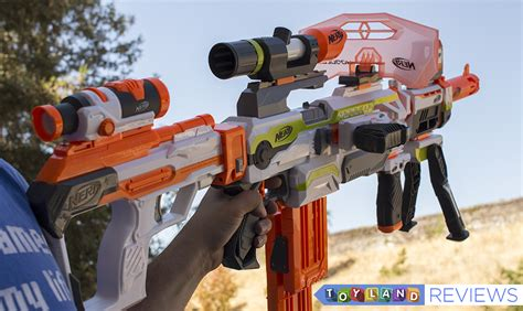 nerf car shooter the best thing about nerf 39 s modular dart gun is buying