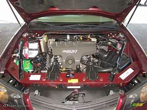 2001 Chevrolet Impala Standard Impala Model 3 8 Liter Ohv