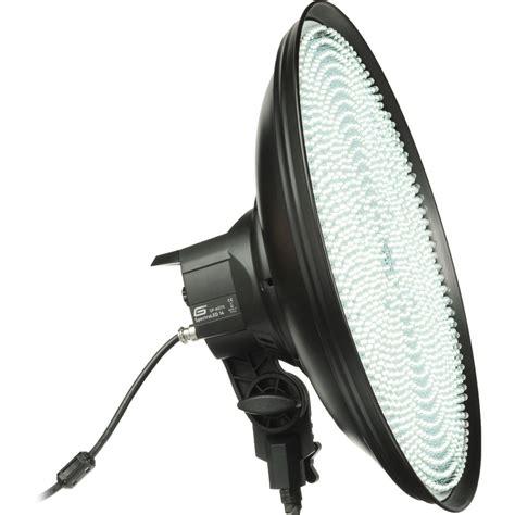 photography led lighting genaray spectroled 14 led light sp ad75 b h photo