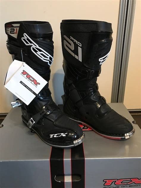 motocross boots size 13 selling tcx pro 2 1 mx boots size 10 11 13 and 14 for