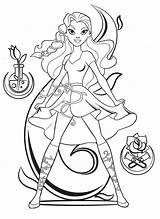Coloring Superhero Dc Pages Colouring Hero Super Ivy Poison Woman Wonder Sheets Flickriver Supergirl Superheroes Bestcoloringpagesforkids Printable Flickr Chibi Toddlers sketch template
