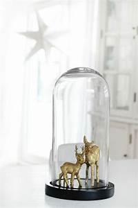 Cloche Verre Deco : la cloche en verre en 43 belles photos avec beaucoup d 39 id es ~ Teatrodelosmanantiales.com Idées de Décoration