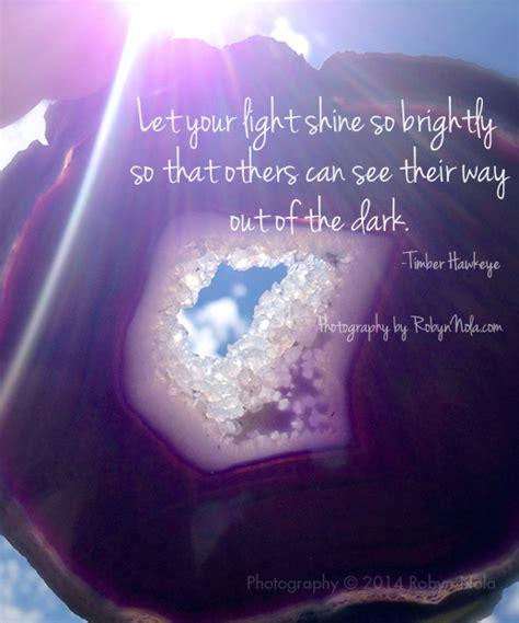 Gods Shining Light Quotes