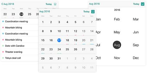 xamarinforms calendar control progress telerik ui