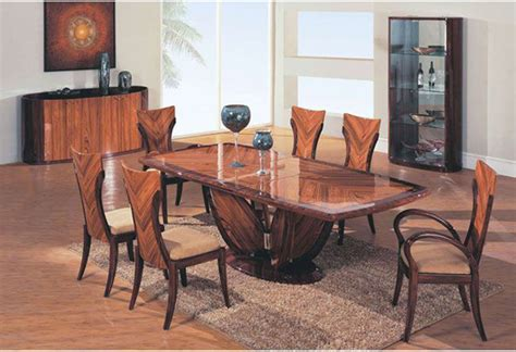 wooden dining table set designs tables furniture design