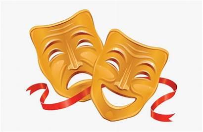 Theatre Masks Clip Clipart Mask Drama Speech