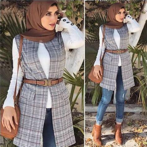 winter hijab style  egypt  trendy girls hijabi