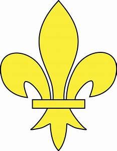 Feuille De Lys : fleur de lis wikipedia ~ Nature-et-papiers.com Idées de Décoration