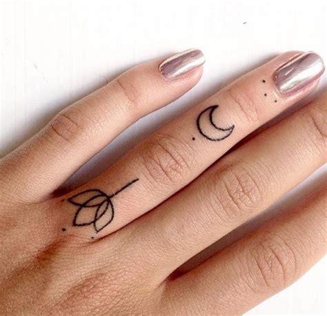 idees pour  petit tatouage minimaliste