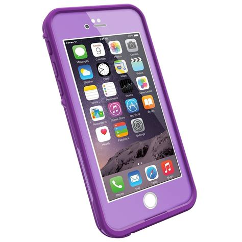 lifeproof apple iphone fre series waterproof