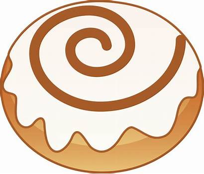 Cinnamon Roll Clip Sweet Bun Sweetclipart