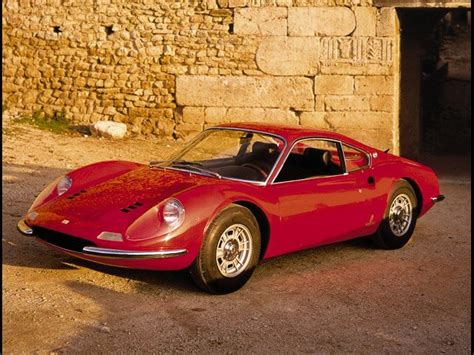 He told me that it was fully restored in the uk but needed to be checked out after the overseas voyage and address a few little squeaks and issues. 1966 Dino 206 GT | Ferrari | SuperCars.net